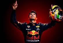 ¡Checo se que en Red Bull!; El piloto mexicano renueva contrato