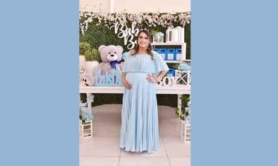 Fiesta prenatal para Jessica