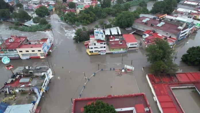 Gobernador de Hidalgo emitió alerta de evacuación en Tula