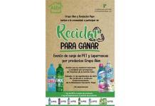 Fundación Pape invita a reciclar