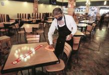 Mantienen restaurantes la mayoría de empleos