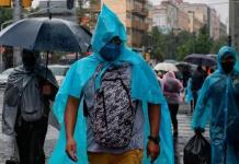 Lanza alerta sobre temporal de lluvias en gran parte del país