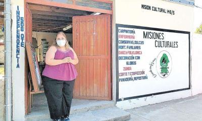 Vuelven cursos  presenciales de la Misión Cultural 148 de Allende