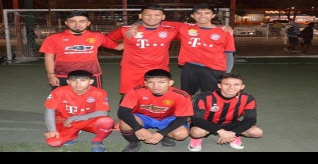 TROMPICA REAL  PORTALES CON DERROTA FRENTE A SERLO FC