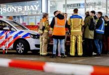 Brutal agresión con cuchillo en Italia deja al menos 5 lesionados