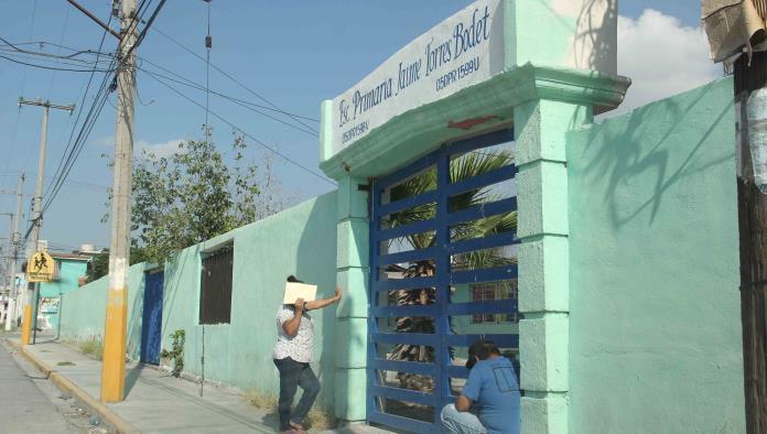Descartan más contagios en primaria Torres Bodet