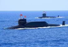 Japón detecta posible submarino chino cerca del país nipón