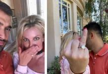 Britney Spears anunció su compromiso