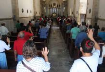 Pide iglesia no ser pasivos ante nuevas leyes