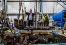 Reino Unido: Descubren extraño sarcófago en campo de golf