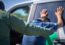 Capturan a migrante en Eagle Pass