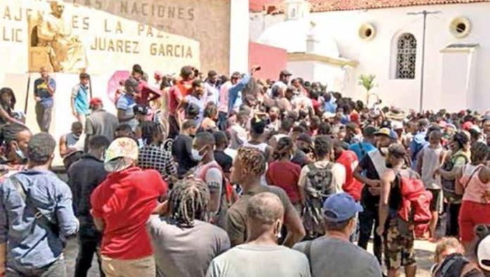 En 22 días; México expulsa a 6,360 migrantes a Guatemala