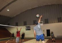 En el voleibol Mixto se  juegan 4tos de final