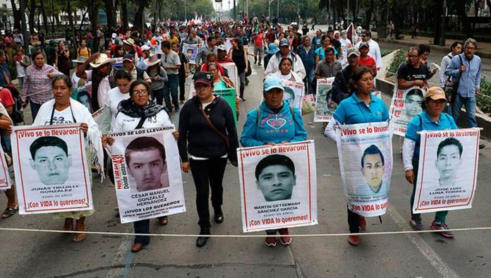 """""""Ya no los busquen; Confiesa detenido por caso Ayotzinapa"""