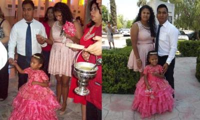 Sofia Suárez festeja su 3  cumpleaños