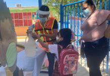 Sin reportes  de contagios en escuelas presenciales