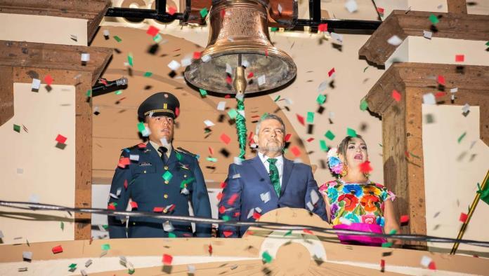 En Allende será virtual grito de Independencia