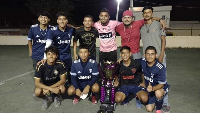 Fomentan actividades  deportivas en Allende equipos de casa quedan campeones