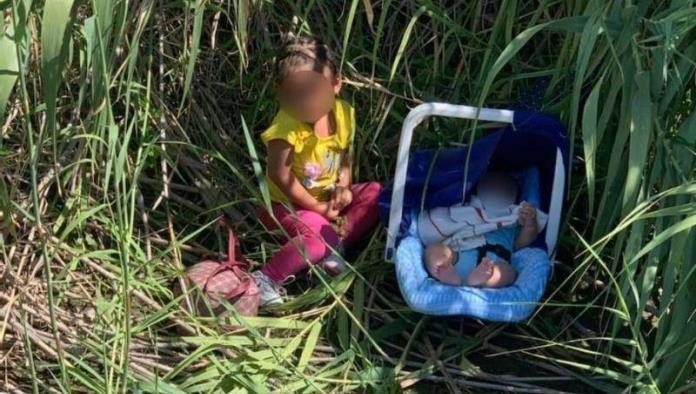 Abandonan  a dos bebés  cerca del río