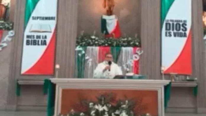 Preocupante apología al feminicidio; Segob condena discurso de sacerdote