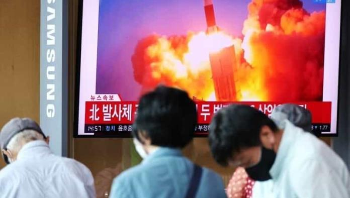 Tras pruebas de misiles; Estados Unidos pidió dialogar con Pyongyang