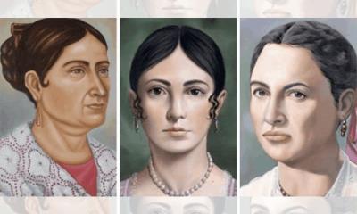 Las mujeres que nos dieron patria