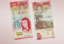 Nuevo billete de $100 es reconocido como el mejor del 2020