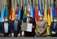 Marcelo Ebrard: Se buscará consolidar agencia espacial en la Celac