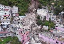 Rescatan cuerpo de menor desaparecida en Cerro del Chiquihuite