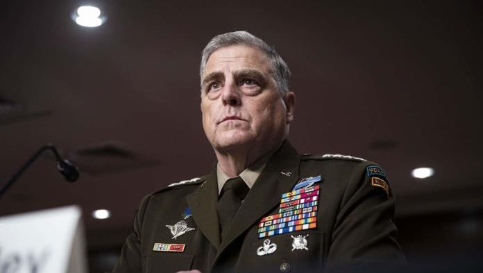 Se perfilaba un golpe de Estado; Alto jefe militar de EU habla sobre Trump