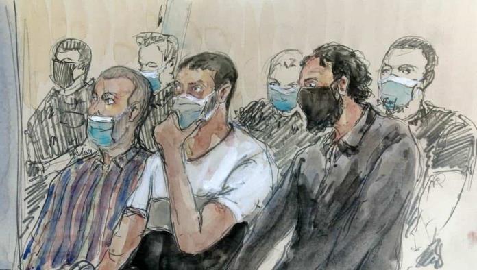 """Atentados de Francia en 2015, """"nada personal"""", dice sospechoso"""