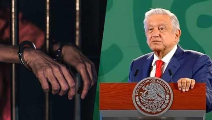 Gracias a decreto de López Obrador; Liberan hoy a 681 reclusos