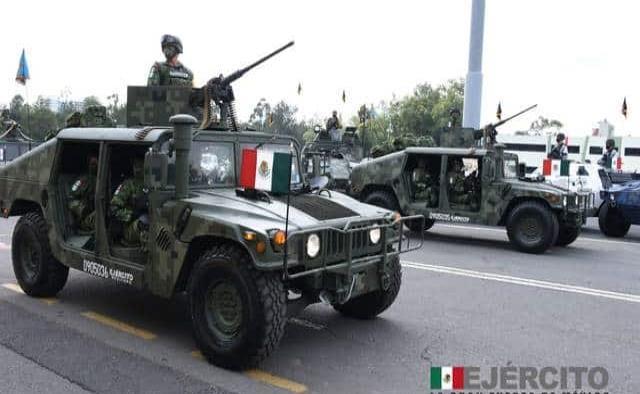 ¿Dónde ver el desfile militar 2021?; SEDENA invita a disfrutarlo en línea