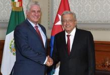 Presidente de Cuba dará mensaje en México en una ceremonia