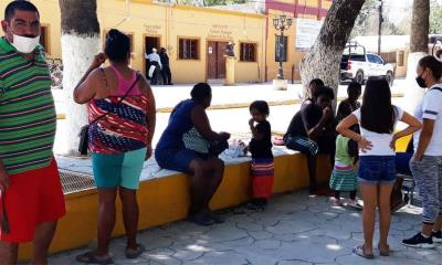 Permanecen  haitianos en Zaragoza