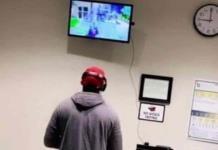 Se pone a jugar Xbox en el hospital mientras su novia está en labor de parto (VIDEO)