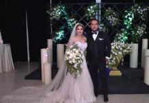 Yaraví y Carlos, marido y mujer