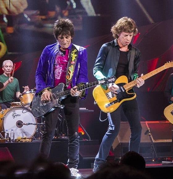 "Mi querido Charlie""; Los Rolling Stones homenajean a Charlie Watts"
