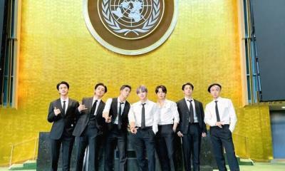 """BTS en la ONU: """"no hay una generación perdida por la pandemia de Covid-19?"""