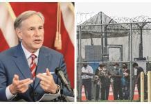 Advierte Texas arrestos y cárcel