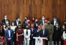 Gobierno de Morena da espalda a coahuilenses.- PRI Coahuila