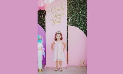 Alani es una hermosa princesa
