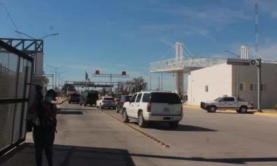 Reabre EU puente en  Del Río, TX