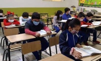 Buscan detectar alumnos  con contagio asintomático