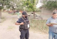 Vigilan policías ejidos de SB
