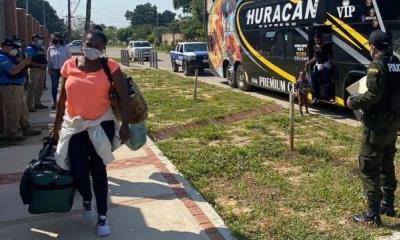 Policía de Chile desmantela red de tráfico de haitianos