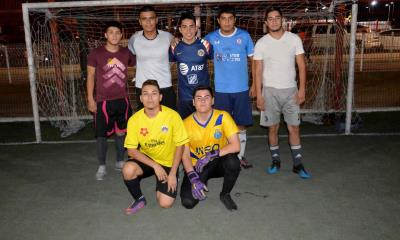 Ganan Las Canchas 6-2  a Deportivo Crack