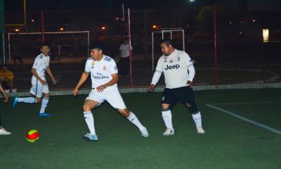 Eagle Pass complica el  paso de Los 3 Hernández  en el futsal 7 Barrios Unidos
