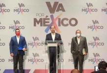 Si el PRI avala la reforma eléctrica se sale de lo pactado en Va por México, acusa PRD
