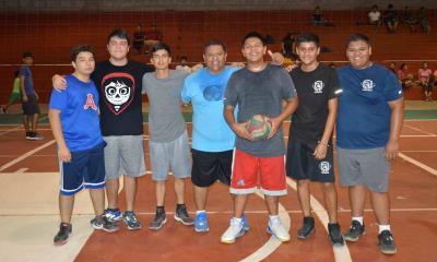 Bravos supera  a los Halcones en la jornada 1 de la semana en el voleibol